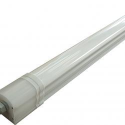 Lampa LED industriala cu senzor de miscare si crepuscular