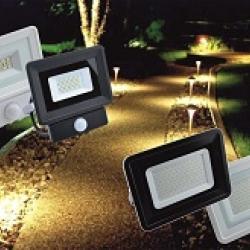 Proiectoare LED  iluminat exterior si de siguranta