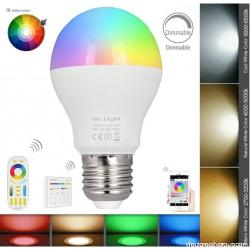 Becuri LED  alegerea corecta a temperaturii culorii