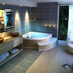 Aplice LED pentru baie