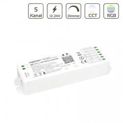 Controler smart WiFi 5 in 1 WL5 MiBoxer comanda vocala