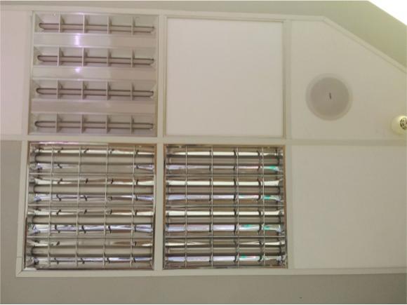 Plafoniera Led Dimabila : Plafoniera cu led un elegant sistem ultraslim de iluminat