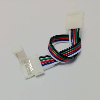 Conector 5 pini banda led RGBW
