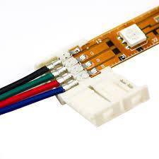 Conector alimentare banda RGB