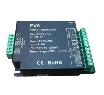 Amplificator banda LED RGBWW