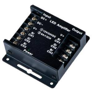 Amplificator banda led RGB