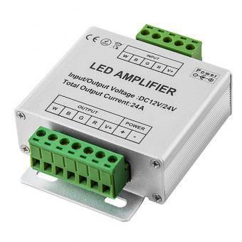 Amplificator banda led RGBW