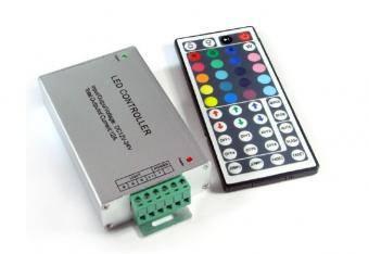 Controler cu telecomanda RF 12V 144W