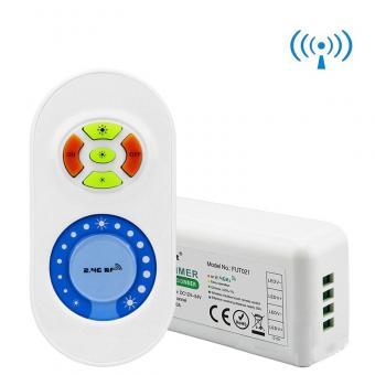 Mini dimmer cu telecomanda touch SMART