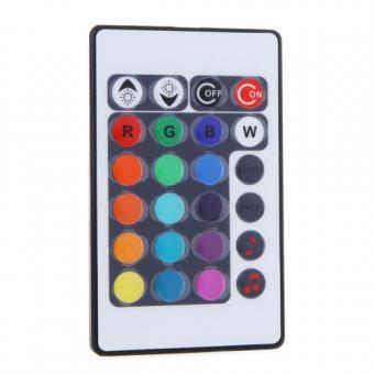 Controler muzical RGB cu telecomanda