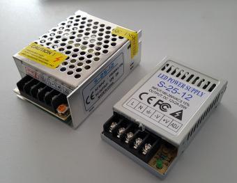 Sursa de alimentare LED compact 12V 25W