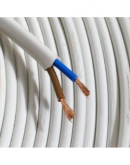 Cablu electric plat MYYUP 2X0.75 mm rola 100 metri