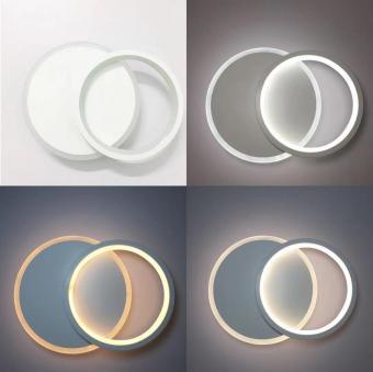 Aplica LED 3 functii Alb