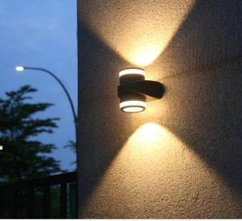 Aplica LED de fatada