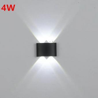 Aplica LED de fatada negru