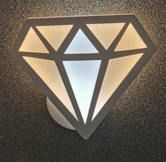 Aplica LED de perete