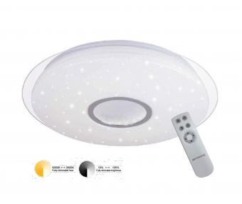 Aplica LED dimabila cu telecomanda 3 functii