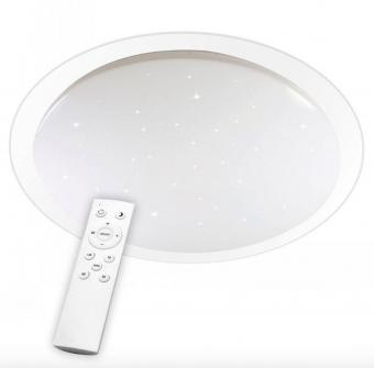 Aplica LED dimabila cu telecomanda Cristal