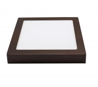 Aplica LED pentru tavan patrata