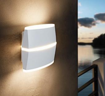 Aplica LED de fatada alb PREMIUM