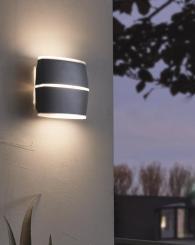 Aplica LED de fatada antracit PREMIUM