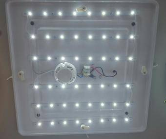 Aplica LED patrata