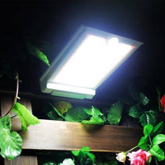 Aplica LED solara