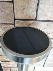 Aplica solara LED cu senzor