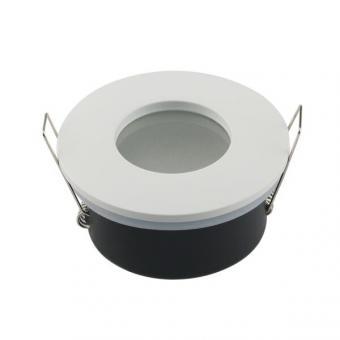 Corp spot LED GU10 alb protectie umiditate IP44