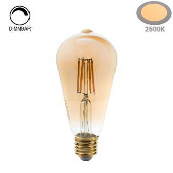 Bec LED filament dimabil