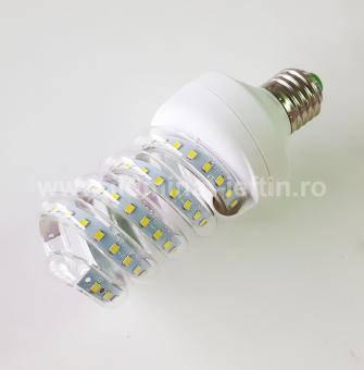 Bec LED spirala