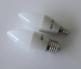 Bec LED tip lumanare