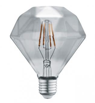 Bec filament LED diamant