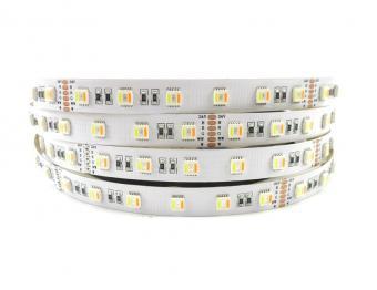 Banda LED 24V RGBWW 60 buc-m interior PREMIUM