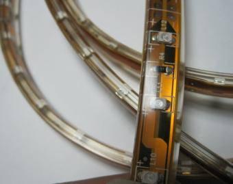 Banda LED 3528 60 buc-m subacvatica