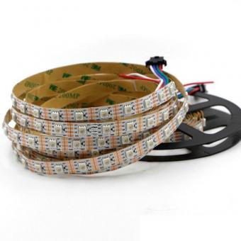 Banda LED RGB 60 buc-m interior 5V