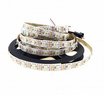 Banda LED RGBW Pixel SK6812 60 led-m