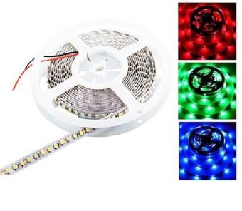 Banda color LED 3528 120 buc-m interior