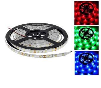 Banda color LED 3528 60 buc-m exterior