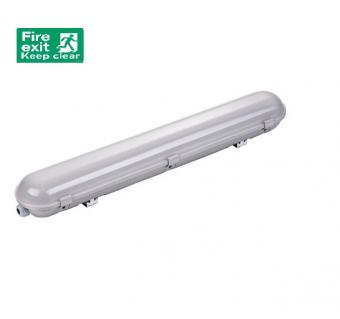 Lampa LED industriala 150 cm cu kit emergenta