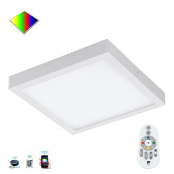 Aplica LED SMART RGB CCT cu telecomanda EGLO compatibil ALEXA
