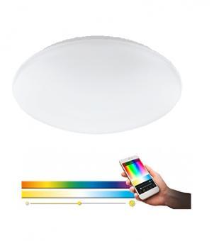 Aplica LED SMART RGB CCT cu telecomanda compatibil ALEXA
