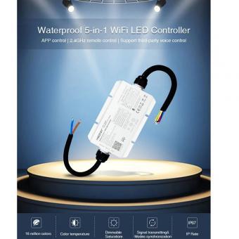 Controler banda LED IP67 compatibil ALEXA si Google Home