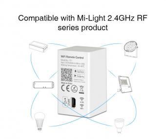 Controler dispozitive MiLight prin ALEXA