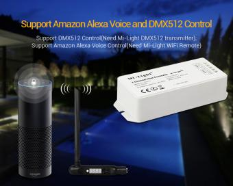 Controler dispozitive MiLight tip SYS 24V 15A
