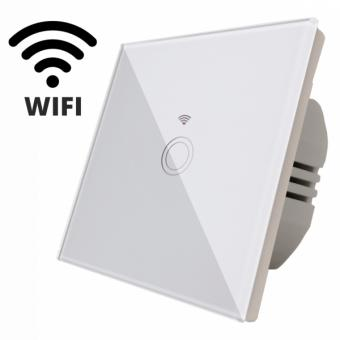 Intrerupator simplu smart WiFi compatibil Alexa Google Home