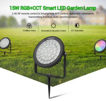 Proiector LED SMART RGB CCT 15W