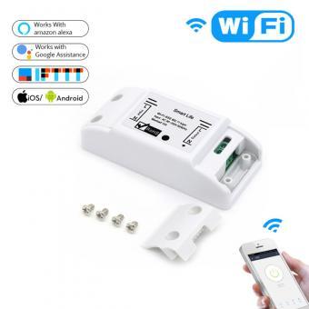 Releu wireless 10A WiFi compatibil Alexa Google Home