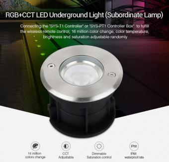 Spot LED de pardoseala SMART RGB CCT MiLight