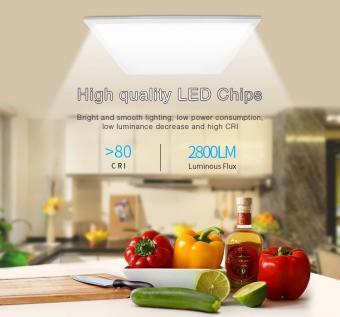 Panou LED 60x60 SMART RGB CCT MiLight compatibil ALEXA